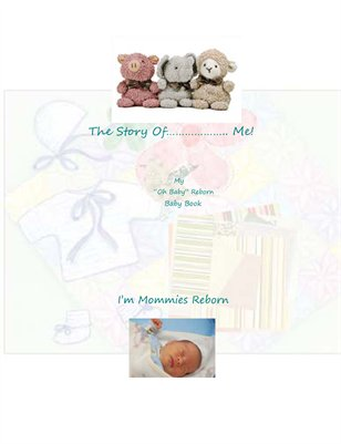 """Oh Baby Reborn"" Baby Book"