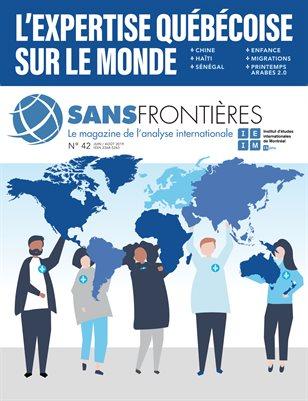 Magazine Sans Frontières (Num 42 Juin/Août 2019)
