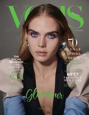 VOUS Magazine | The March Fashion & Beauty Edition | Vol.2 | 2021