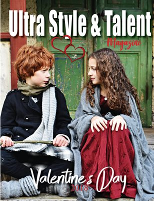 Ultra Style & Talent Magazine Feb 2018