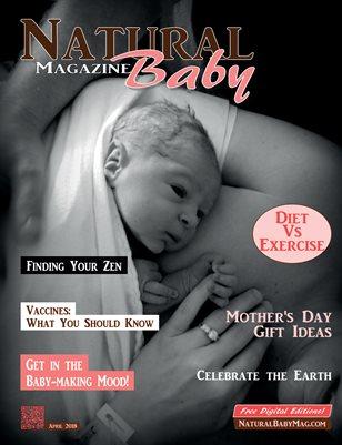 Natural Baby Magazine April 2018