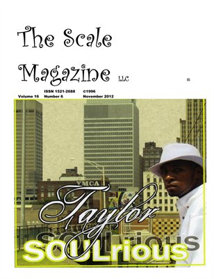 The Scale Magazine - November 2012