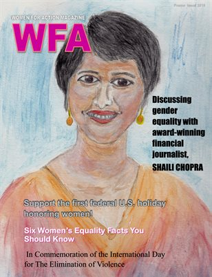 Women For Action Magazine