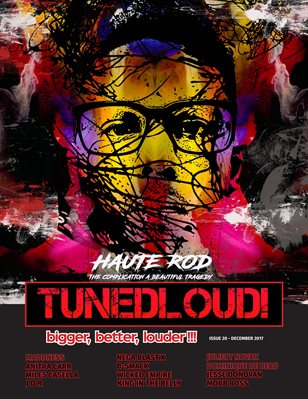TunedLoud Magazine December 2017