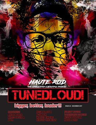 TunedLoud Magazine December 2017