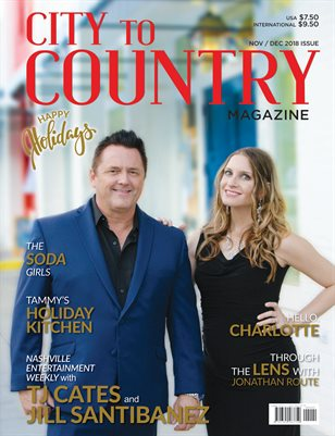 City To Country Magazine Nov/Dec 2018