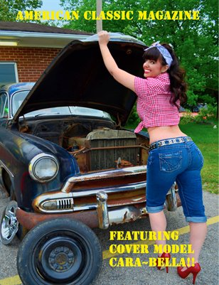 American Classic Magazine Issue #1
