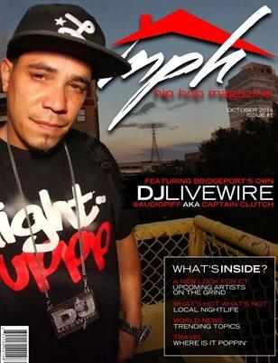 New PublicationMPH HIP-HOP MAGAZINE ISSUE VOL  1 DJ LIVEWIRE