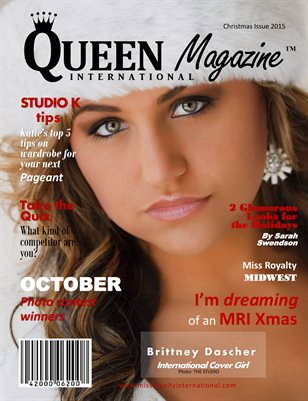 2015 Holiday Edition QUEEN Magazine