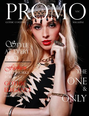 Gothic Couture Issue 21-1