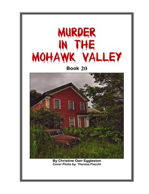 Murder in the Mohawk Valley Book 20
