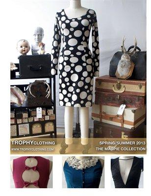 TROPHYclothing • spring/summer 2013