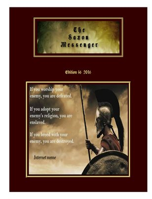 The Saxon Messenger, Edition No. 46