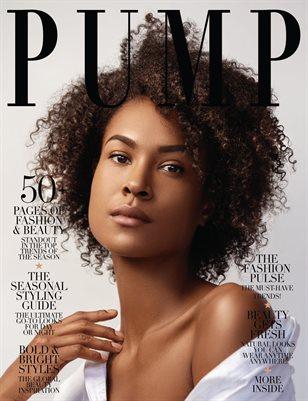 PUMP Magazine - Ultimate Fashion Edition - Vol.3