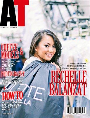 Alwayz Therro - Rechelle Balanzat - June 2016 - Issue 71