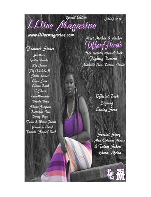 LLlive Magazine - July