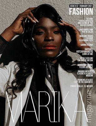 MARIKA MAGAZINE FASHION ( ISSUE 612 - February )