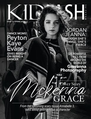 KidFash Magazine April 2019