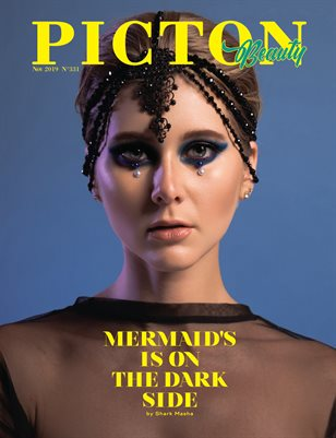 Picton Magazine November  2019 N331 Beauty Cover 1