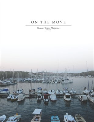 On The Move: Volume One