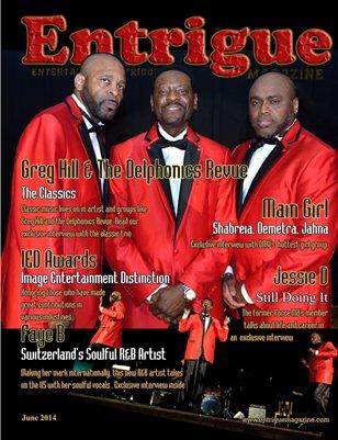 Entrigue Magazine June 2014