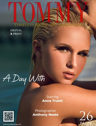 Anna Truett - A Day With - Anthony Neste