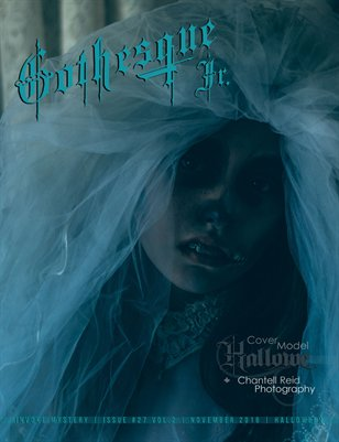 Issue #27 Vol.2 | November 2016 | Halloween
