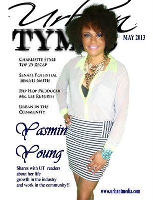 May 2013-Yasmin Young Issue!