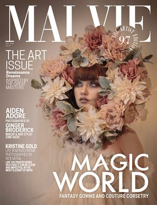 MALVIE Mag The Artist Edition Vol 97 December 2020