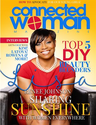 connected woman MAGAZINE SPRING 2016 ISSUE