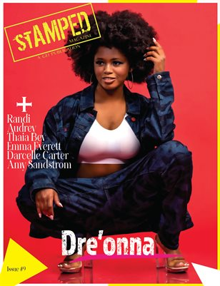 GEI DMV Presents STAMPED Magazine Issue #9