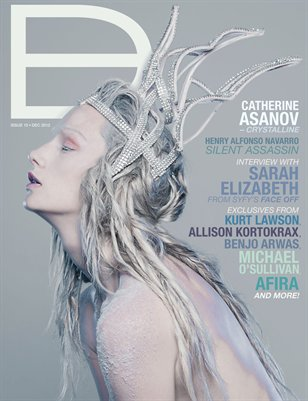 Dark Beauty Magazine - ISSUE 15 - FROZEN