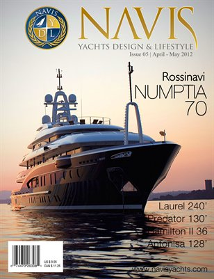 Navis Luxury Yacht Magazine  #5