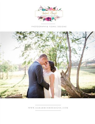 Sarah Bush Designs - Weddings & Floral Designs