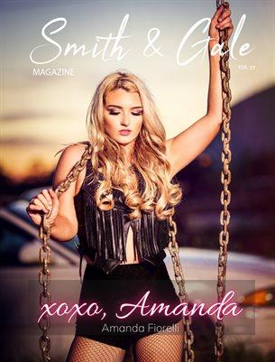 Smith and Gale Magazine Volume 27 Featuring Amanda Fiorelli