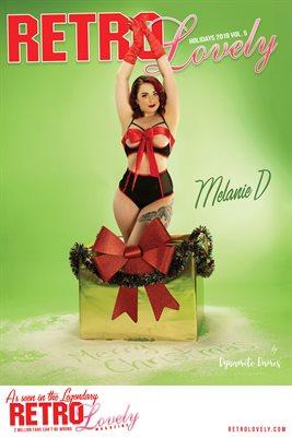 Melanie D Cover Poster