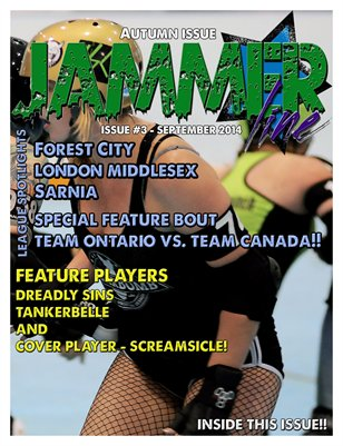 Jammer Line Fall Issue 2014