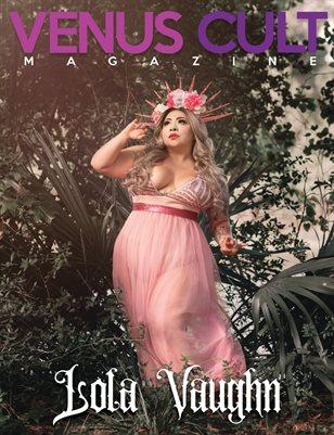 Venus Cult No.13 – Lola Vaughn Cover