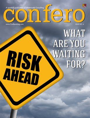 Confero Fall 2013: What Are You Waiting For?