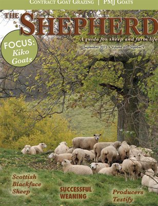 The Shepherd September 2015