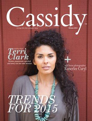 Cassidy Winter 2014