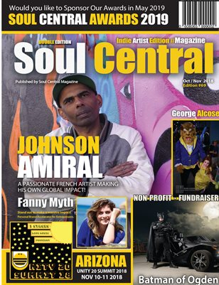 Soul Central Magazine International Indie Artist Amiral Johnson