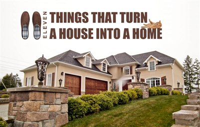 Turn Your House Into Home