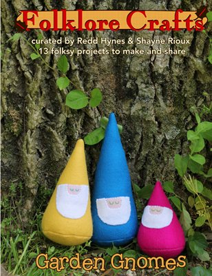Folklore Crafts: Garden Gnomes