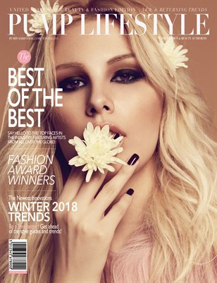 PUMP Magazine - Fashion & Beauty Couture - December 2018 - V1