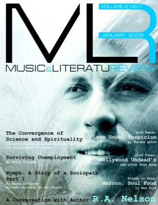 MLR - Music & Literature Review Magazine