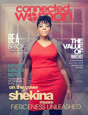 connected woman MAGAZINE  Vol. 1 Issue 2