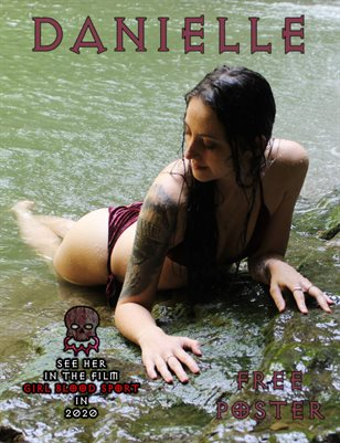 Bikini Waterfall Buckeye Babe | Bad Girls Club Magazine