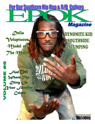 EPOK MAGAZINE APRIL/MAY ISSUE 2013