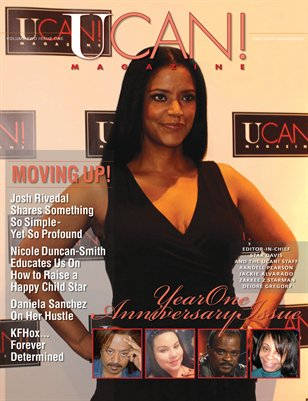 UCAN! Magazine_First Anniversary Issue 2014